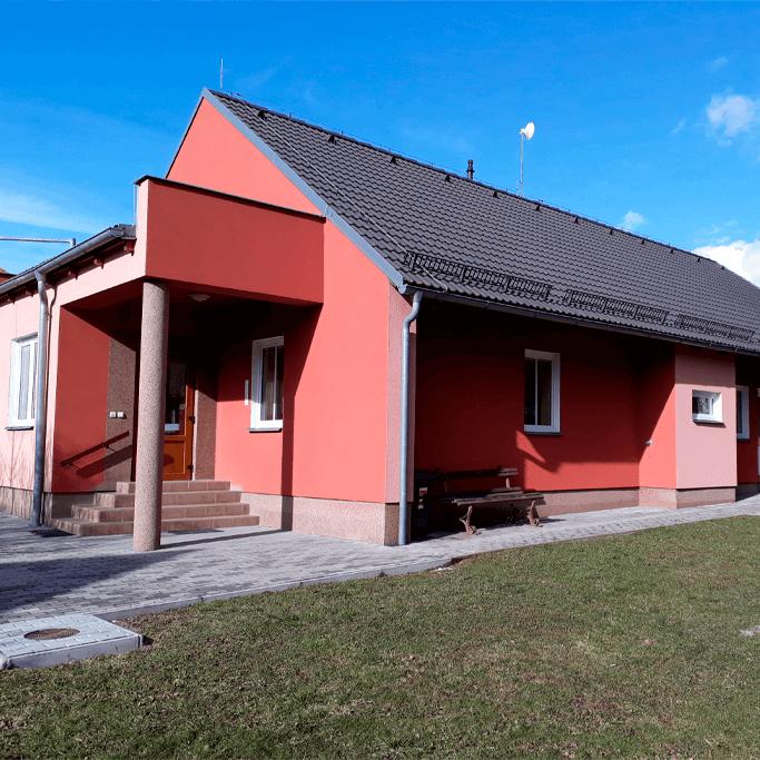 Budova mateřské školy na Borku